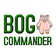 Bog Commander logo