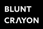 Blunt crayon